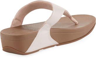 FitFlop Lulu Thong Platform Sandals