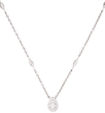 CharriolCharriol Diamond Pendant Necklace