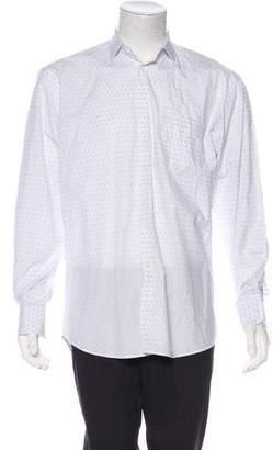 Billy Reid Button-Up Woven Shirt