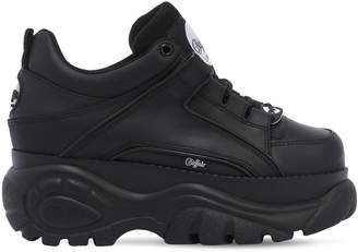 Buffalo London 60mm Buffalo Classic Leather Sneakers