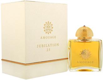 Amouage Women's Jubilation 25 3.4Oz Eau De Parfum Spray