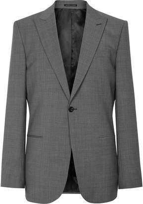 Reiss Belief - Modern Fit Travel Suit Blazer in Soft Grey