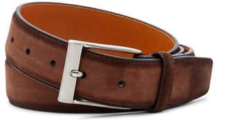 Magnanni Antidifu Mid Brown Belt