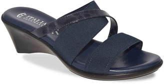 Italian Shoemakers Lorel Wedge Sandal - Women's