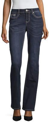 LOVE INDIGO Love Indigo Single Wing Pocket Jean - Tall