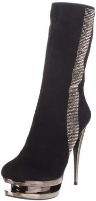 Pleaser USA Women's Fascinate-1018/BS/PCH Platform Boot