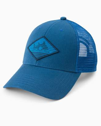 Southern Tide Rising Skipjack Patch Structured Trucker Hat
