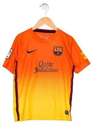 Nike Boys' Soccer Shirt