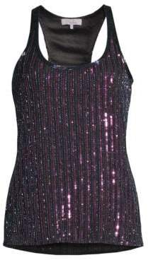 Parker Nakita Beaded Tank Top