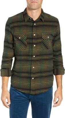 Levi's Shorthorn Slim Fit Sport Shirt