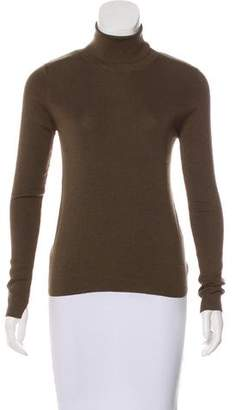 Bruno Manetti Silk & Cashmere-Blend Sweater