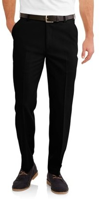 George Big Mens Performance Comfort Flex Suit Pants