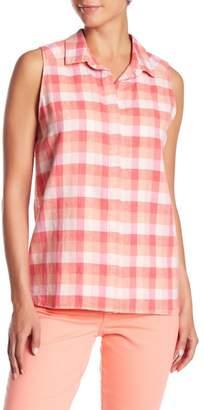 NYDJ Linen & Cotton Shirt