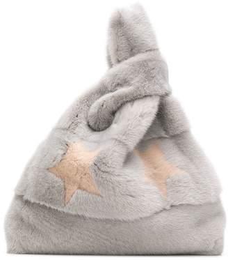 Cara Mila Isadora fur bag