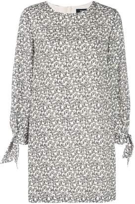Paule Ka micro-pattern dress
