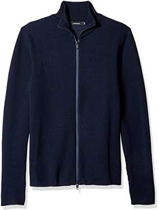 J. Lindeberg Men's Zip Merino Sweater