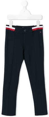 Tommy Hilfiger Junior logo trousers