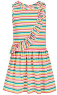 605566bea2c7c Epic Threads Little Girls Rainbow Stripe Dress, Created for Macy's