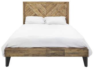 Union Rustic Serita Platform Bed