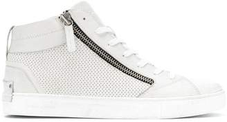 Crime London Java Mid sneakers