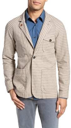 Billy Reid Harrison Linen & Cotton Jacket