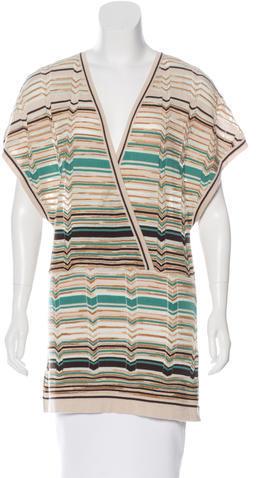 MissoniM Missoni Wool Knit Tunic
