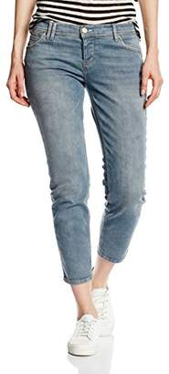 Mexx Women's Capri Jeans - Blue