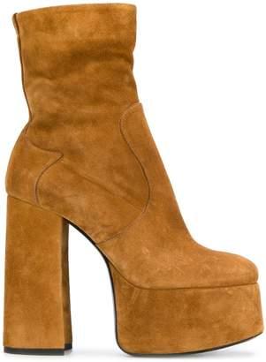 Saint Laurent Billy boots