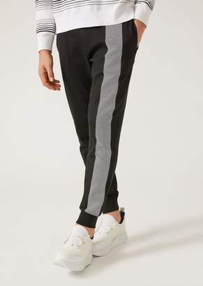 Emporio Armani Cotton Trousers