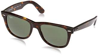 Ray-Ban Unisex RB2140 Original Wayfarer Non-Polarized Sunglasses 54mm,One size