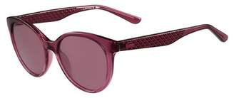 Lacoste 53mm Round Sunglasses