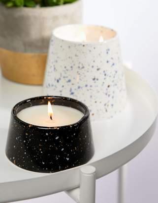 Paddywax Confetti Small Violet & Plunmeria Candle 5oz