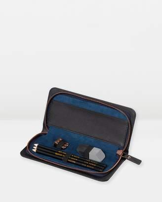 Ted Baker Brogue Pencil Case