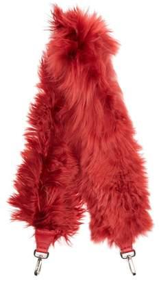 Fendi Strap You Bag Strap - Womens - Red