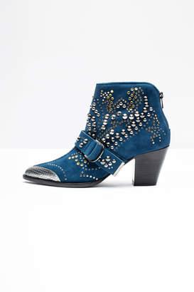 Zadig & Voltaire Cara Jungle Boots