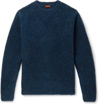 Barena Melange Wool-Blend Sweater