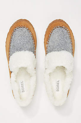 Anthropologie Sorel Out N' About Slippers