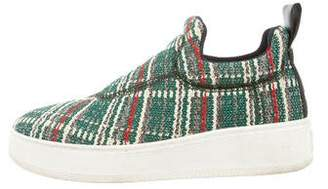 Celine Love Life Slip-On Sneakers