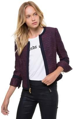 Elodie Tweed Jacket