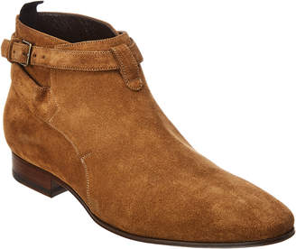 Saint Laurent Men's Suede Boot