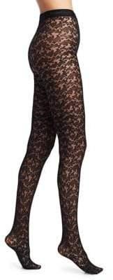 Donna Karan Lace Tights