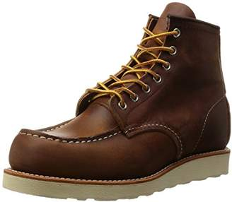 Red Wing Shoes (レッド ウィング) - [レッドウィングシューズ] RED WING SHOES ブーツ ヘリテージワーク モックトゥ 8876 COPPER(Copper/7)