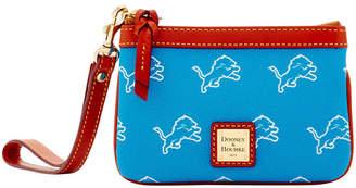 Dooney & Bourke Detroit Lions Exclusive Wristlet