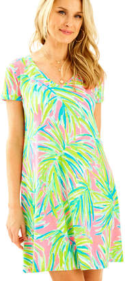 Lilly Pulitzer Womens Jessica Short Sleeve Dress