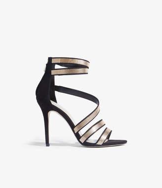 Karen Millen Strappy Heeled Sandals