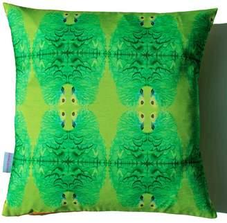 Chloé Croft - Parsons Parrots Cushion