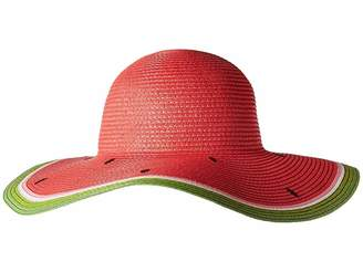 Collection XIIX Watermelon Floppy Hat Caps