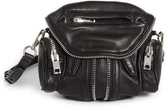 Alexander Wang Mini Marti Leather Crossbody Bag