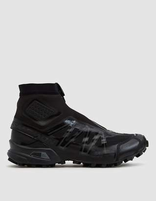 Salomon Snowcross Adv Ltd Boot in Black/Black/Black