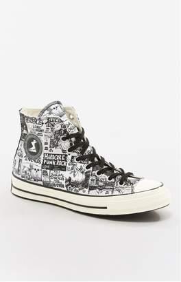 17ae002f2d184d Converse x Suicidal Tendencies Chuck 70 Hi Shoes
